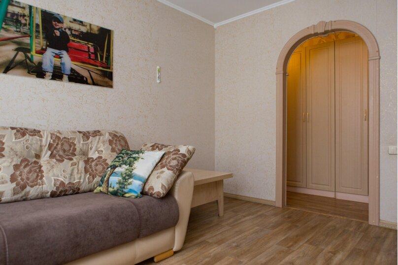3-комн. квартира, 60 кв.м. на 8 человек, Набережная улица, 1, Орехово-Зуево - Фотография 6