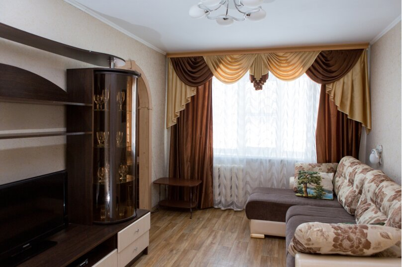 3-комн. квартира, 60 кв.м. на 8 человек, Набережная улица, 1, Орехово-Зуево - Фотография 9