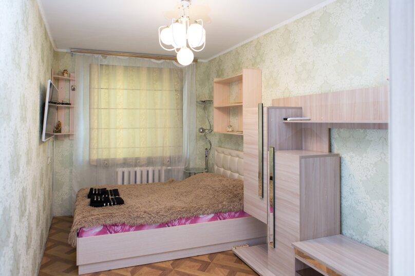 3-комн. квартира, 60 кв.м. на 8 человек, Набережная улица, 1, Орехово-Зуево - Фотография 24