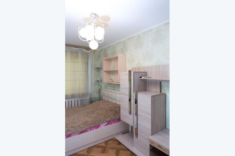3-комн. квартира, 60 кв.м. на 8 человек, Набережная улица, 1, Орехово-Зуево - Фотография 28