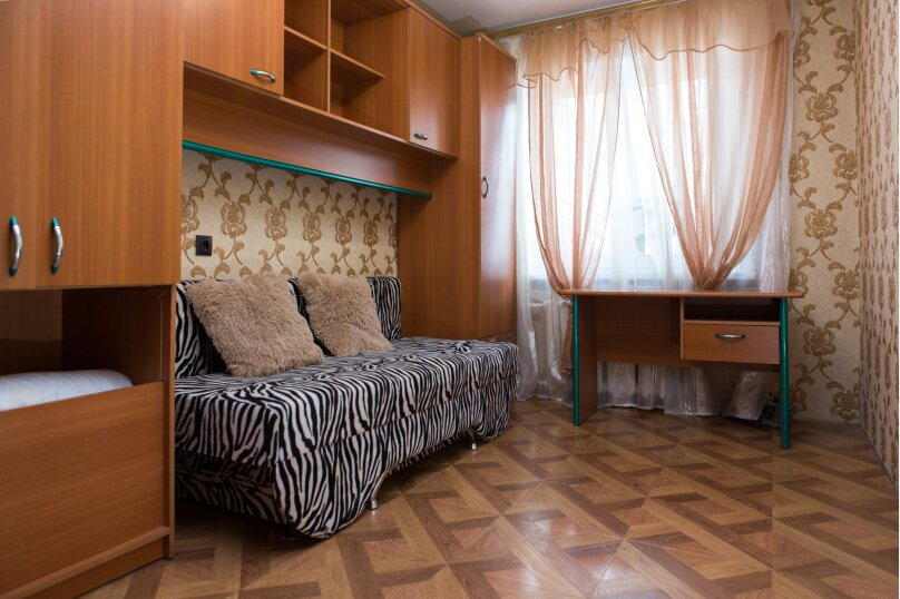 3-комн. квартира, 60 кв.м. на 8 человек, Набережная улица, 1, Орехово-Зуево - Фотография 29