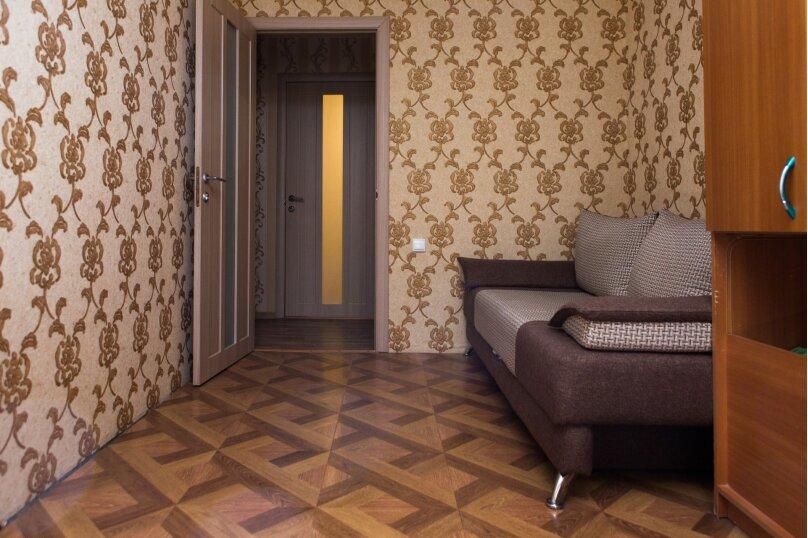 3-комн. квартира, 60 кв.м. на 8 человек, Набережная улица, 1, Орехово-Зуево - Фотография 30