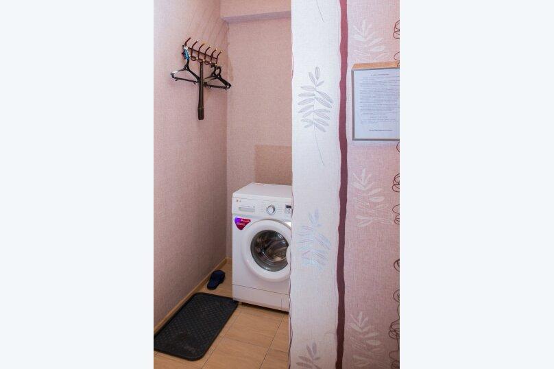 1-комн. квартира, 37 кв.м. на 4 человека, улица Карла Либкнехта, 7, Орехово-Зуево - Фотография 10