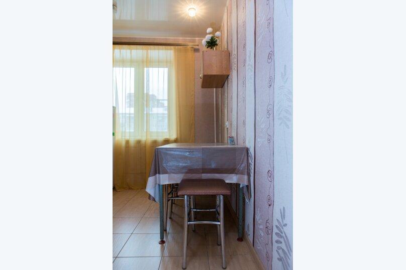1-комн. квартира, 37 кв.м. на 4 человека, улица Карла Либкнехта, 7, Орехово-Зуево - Фотография 11