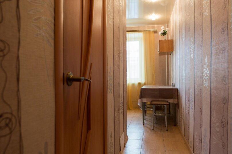 1-комн. квартира, 37 кв.м. на 4 человека, улица Карла Либкнехта, 7, Орехово-Зуево - Фотография 13