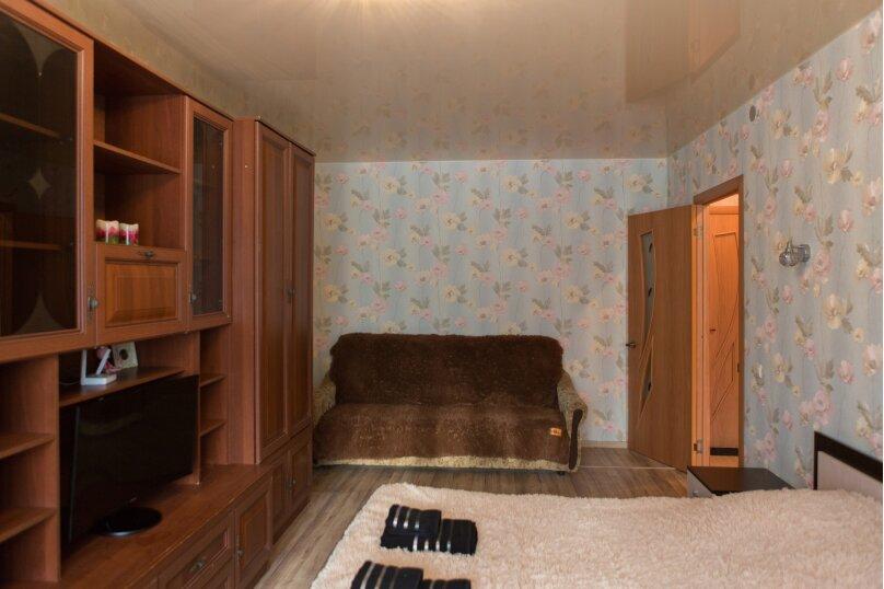1-комн. квартира, 37 кв.м. на 4 человека, улица Карла Либкнехта, 7, Орехово-Зуево - Фотография 16