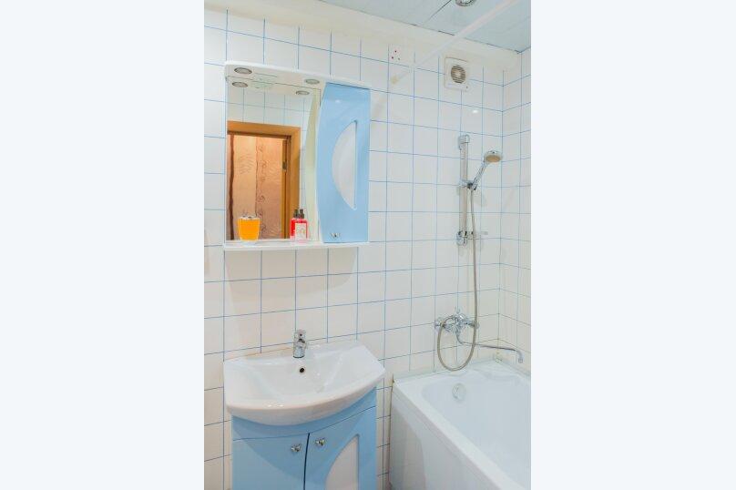 1-комн. квартира, 37 кв.м. на 4 человека, улица Карла Либкнехта, 7, Орехово-Зуево - Фотография 21