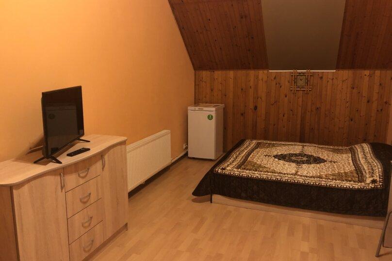 2-х местный стандарт с одной кроватью, улица Трудящихся, 56, Анапа - Фотография 1