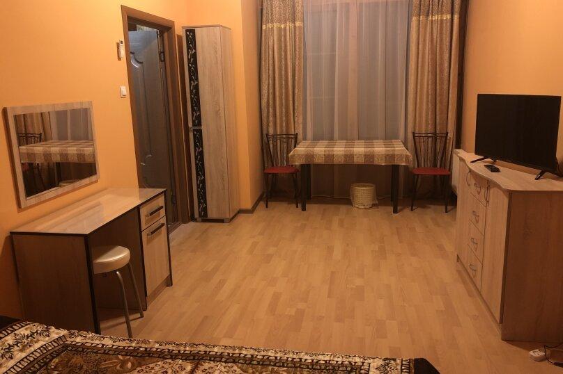 2-х местный стандарт с одной кроватью, улица Трудящихся, 56, Анапа - Фотография 4