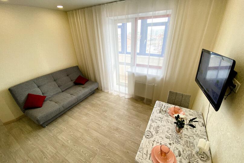 2-комн. квартира, 35 кв.м. на 3 человека, Интернациональная, 101, Барнаул - Фотография 3
