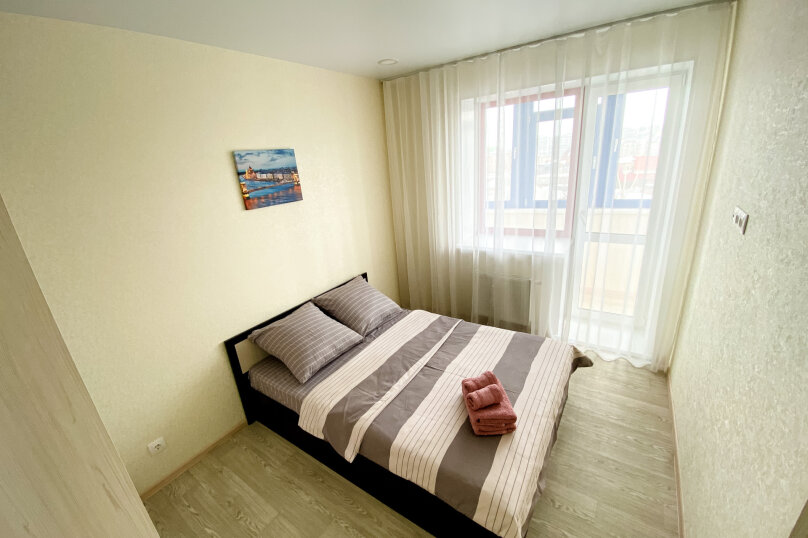 2-комн. квартира, 35 кв.м. на 3 человека, Интернациональная, 101, Барнаул - Фотография 12