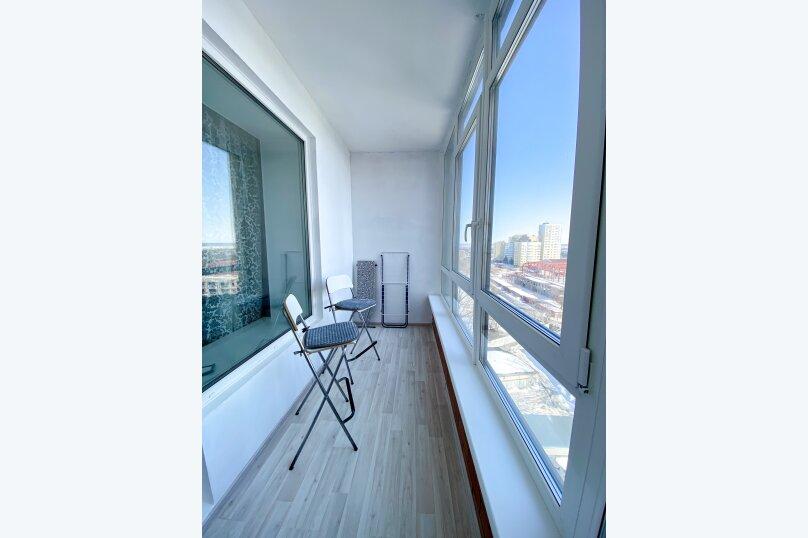 1-комн. квартира, 30 кв.м. на 2 человека, Комсомольский, 122 Г, Барнаул - Фотография 13