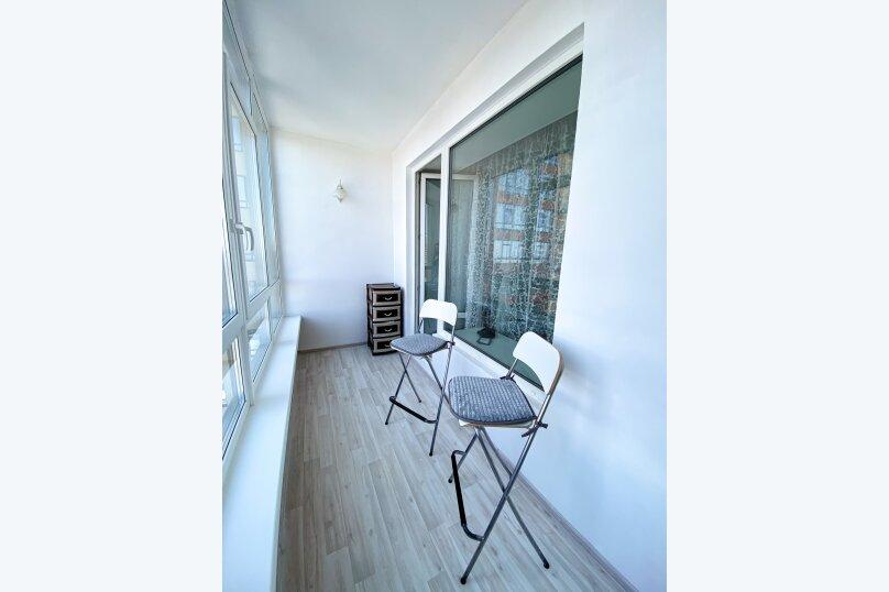 1-комн. квартира, 30 кв.м. на 2 человека, Комсомольский, 122 Г, Барнаул - Фотография 14