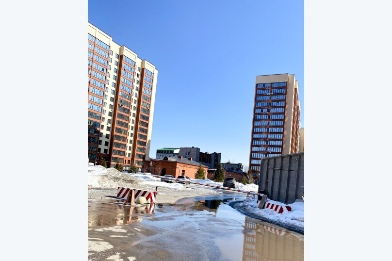 1-комн. квартира, 30 кв.м. на 2 человека, Комсомольский, 122 Г, Барнаул - Фотография 31