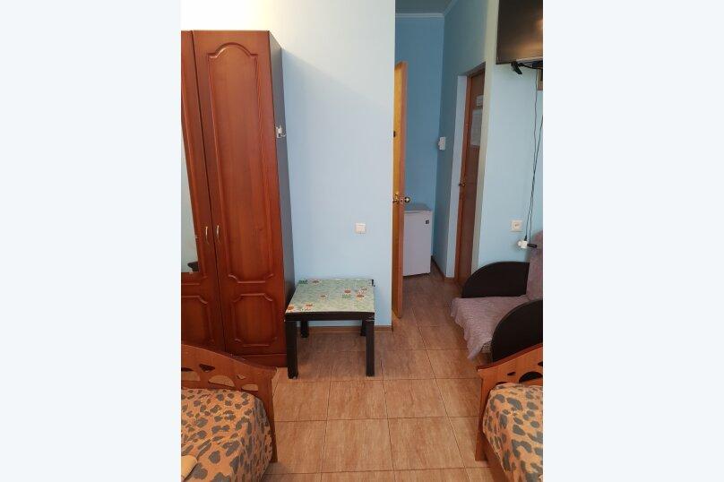 2-х местный ,№4 ,с раздельными кроватями (с доп. местом креслом-кроватью), Морская, 29, Геленджик - Фотография 4