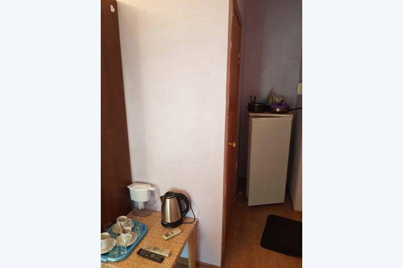 2-х местный, №3,раздельные кровати,(с доп. местом креслом-кроватью), Морская, 29, Геленджик - Фотография 5