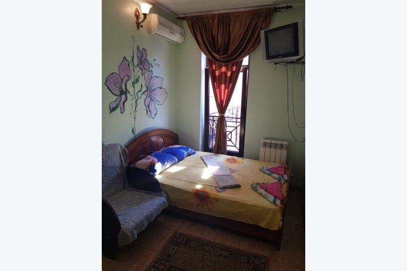 2-х местный, №2,двухспальная кровать(с доп местом кресло-кровать), Морская, 29, Геленджик - Фотография 3