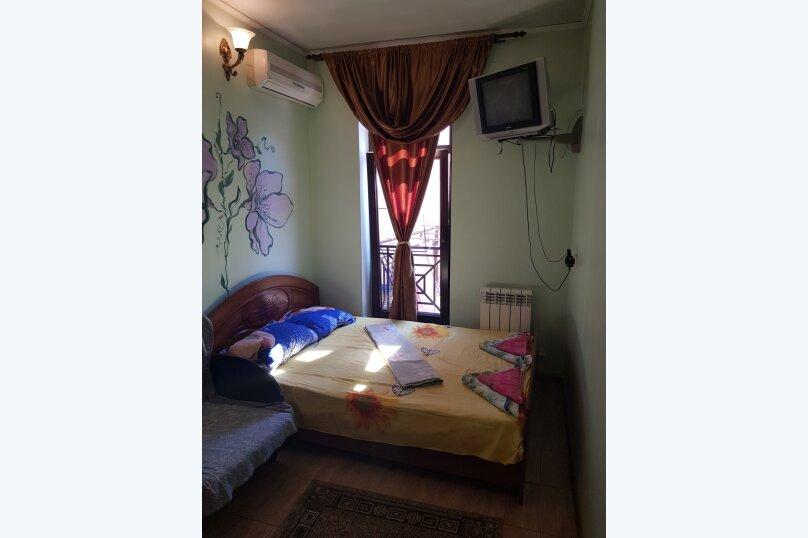 2-х местный, №2,двухспальная кровать(с доп местом кресло-кровать), Морская, 29, Геленджик - Фотография 4