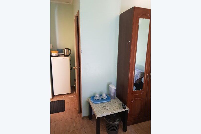 2-х местный, №2,двухспальная кровать(с доп местом кресло-кровать), Морская, 29, Геленджик - Фотография 6