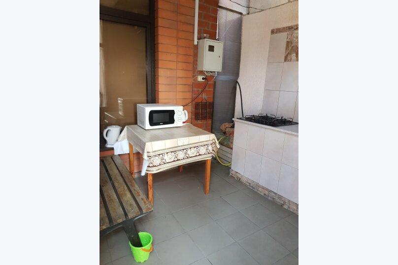 2-х местный, №2,двухспальная кровать(с доп местом кресло-кровать), Морская, 29, Геленджик - Фотография 9