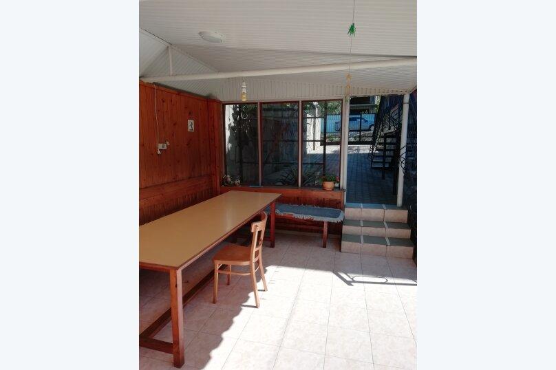 Гостевой домик во дворе, 65 кв.м. на 6 человек, 3 спальни, улица Горького, 62, Геленджик - Фотография 2