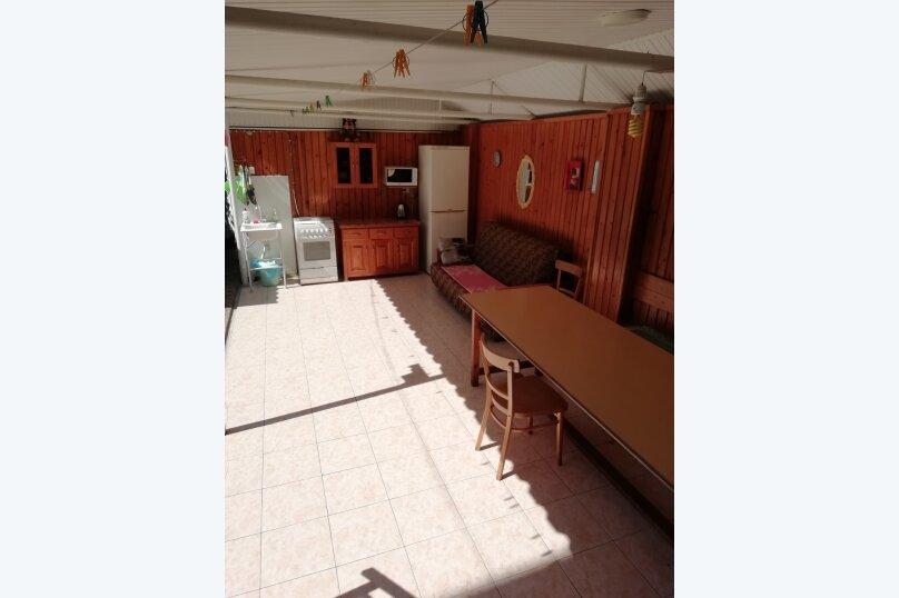Гостевой домик во дворе, 65 кв.м. на 6 человек, 3 спальни, улица Горького, 62, Геленджик - Фотография 3