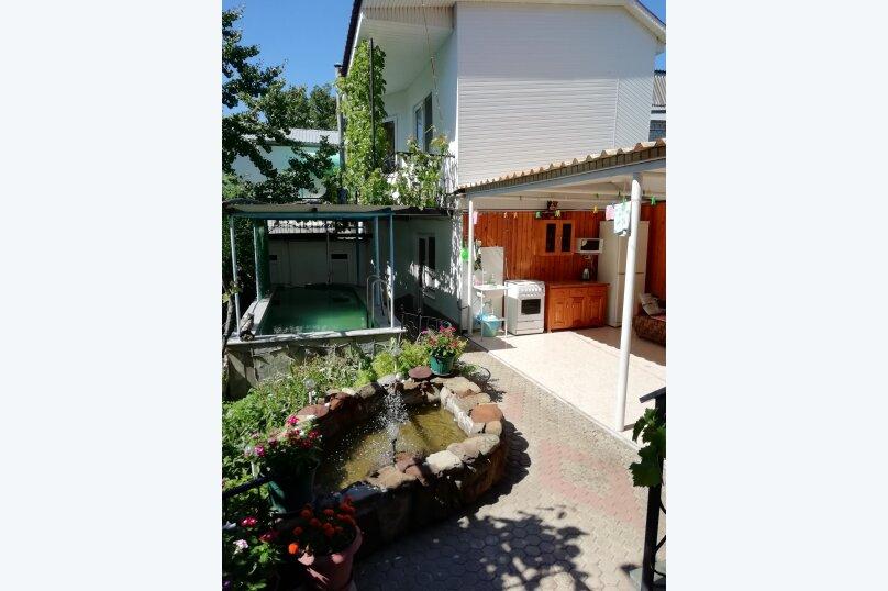 Гостевой домик во дворе, 65 кв.м. на 6 человек, 3 спальни, улица Горького, 62, Геленджик - Фотография 1