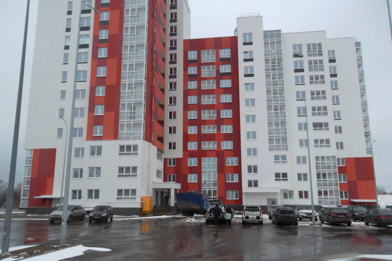 1-комн. квартира, 25 кв.м. на 2 человека, проспект Гагарина, 29Е, Нижний Новгород - Фотография 10
