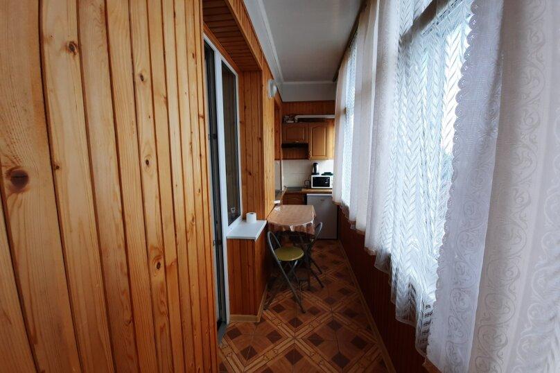 1-комн. квартира, 30 кв.м. на 4 человека, улица Розы Люксембург, 2, Алупка - Фотография 6