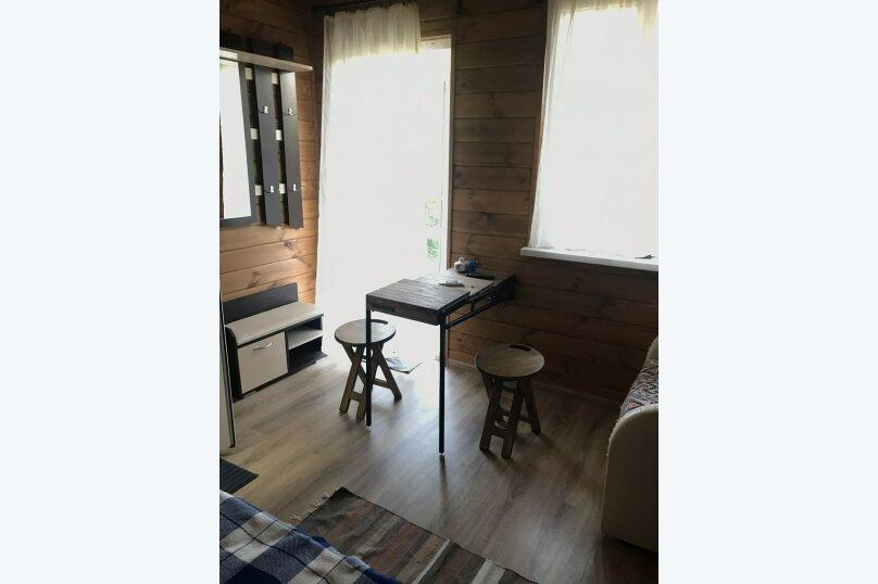 Коттедж возле моря, 40 кв.м. на 6 человек, 2 спальни, Вишнёвая, 29-А, Алушта - Фотография 2
