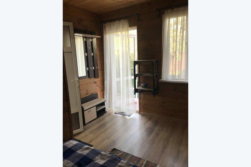 Коттедж возле моря, 40 кв.м. на 6 человек, 2 спальни, Вишнёвая, 29-А, Алушта - Фотография 3