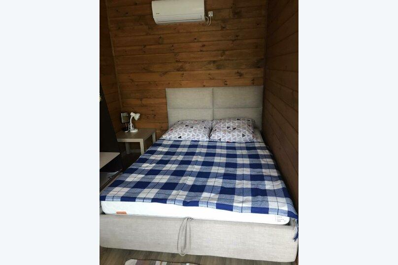 Коттедж возле моря, 40 кв.м. на 6 человек, 2 спальни, Вишнёвая, 29-А, Алушта - Фотография 5