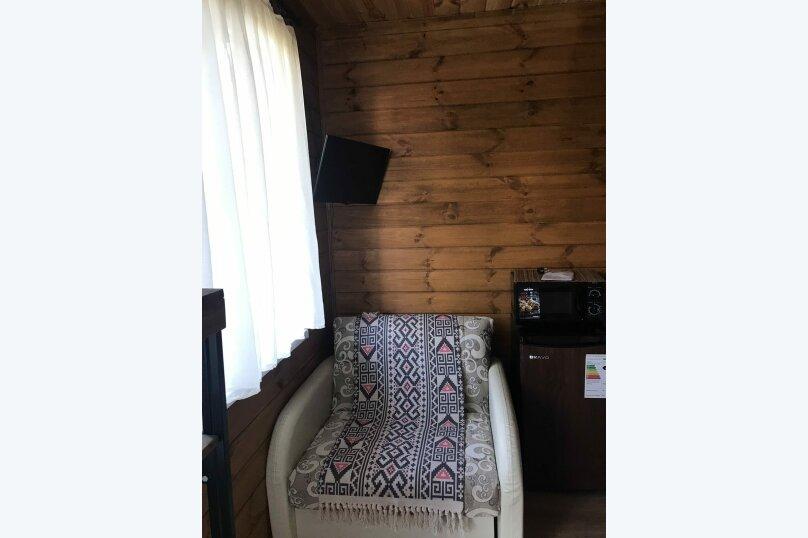 Коттедж возле моря, 40 кв.м. на 6 человек, 2 спальни, Вишнёвая, 29-А, Алушта - Фотография 6