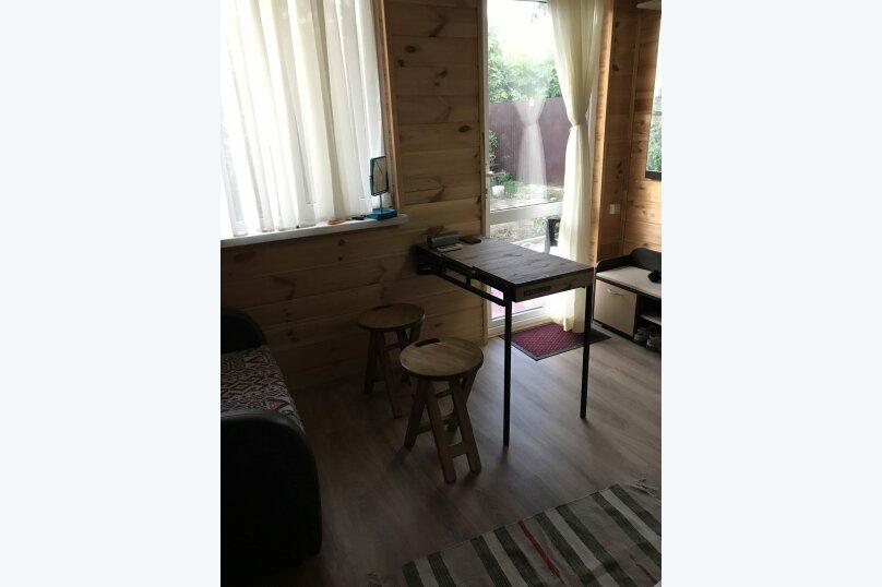 Коттедж возле моря, 40 кв.м. на 6 человек, 2 спальни, Вишнёвая, 29-А, Алушта - Фотография 8