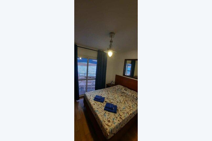 Двухместный номер с 1 кроватью, балконом и видом на море, Аллейная улица, 11А, Адлер - Фотография 10