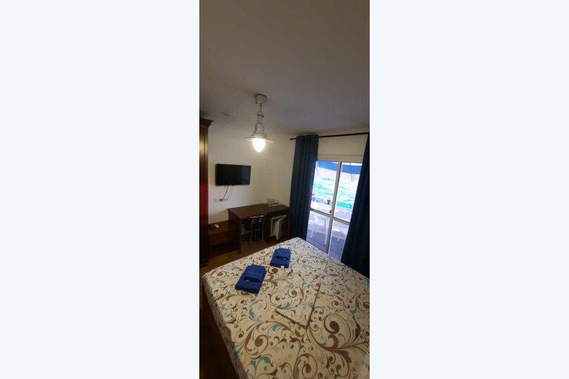 Двухместный номер с 1 кроватью, балконом и видом на море, Аллейная улица, 11А, Адлер - Фотография 11