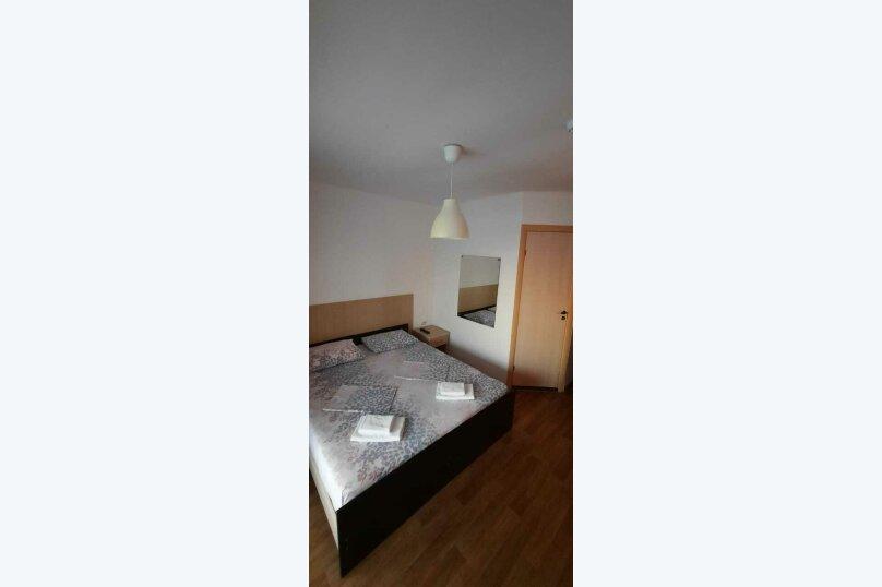 Двухместный номер с 1 кроватью, балконом и видом на море, Аллейная улица, 11А, Адлер - Фотография 13