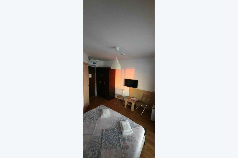 Двухместный номер с 1 кроватью, балконом и видом на море, Аллейная улица, 11А, Адлер - Фотография 14