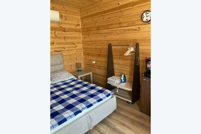 Коттедж возле моря, 40 кв.м. на 6 человек, 2 спальни, Вишнёвая, 29-А, Алушта - Фотография 15