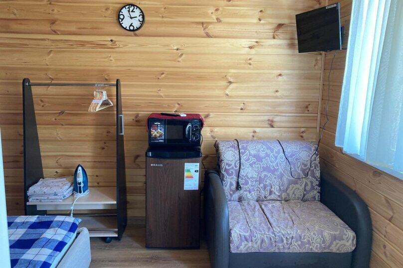 Коттедж возле моря, 40 кв.м. на 6 человек, 2 спальни, Вишнёвая, 29-А, Алушта - Фотография 16
