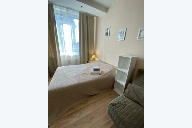1-комн. квартира, 27 кв.м. на 4 человека, Московский проспект, 183-185Б, Санкт-Петербург - Фотография 8