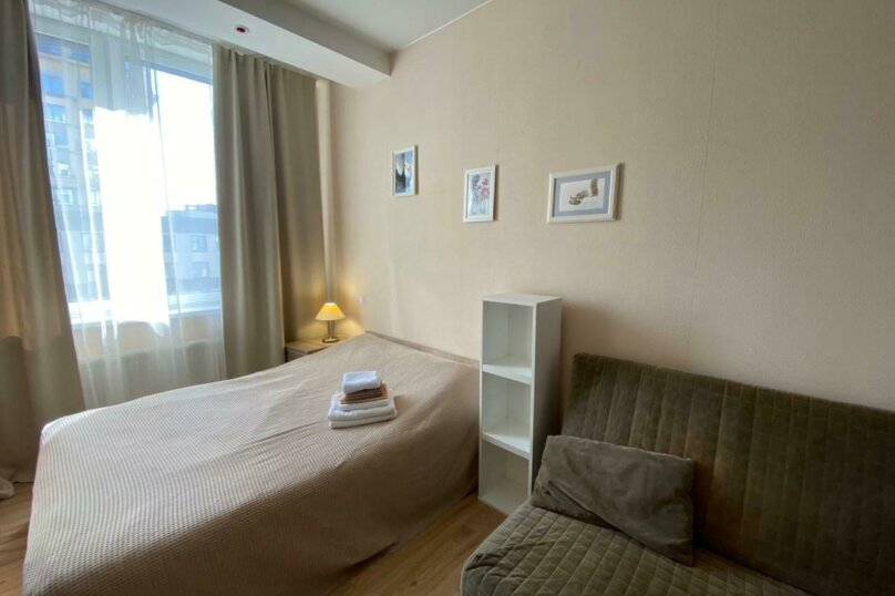 1-комн. квартира, 27 кв.м. на 4 человека, Московский проспект, 183-185Б, Санкт-Петербург - Фотография 14