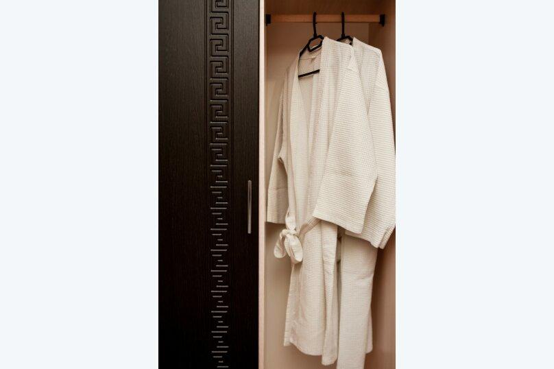 Стандартный четырехместный номер с общей террасной зоной, Луначарского, 80, Геленджик - Фотография 7