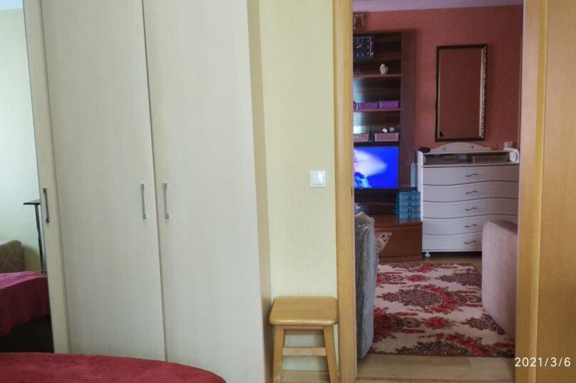 2-комн. квартира, 36 кв.м. на 6 человек, улица Дружбы, 12, Кабардинка - Фотография 18