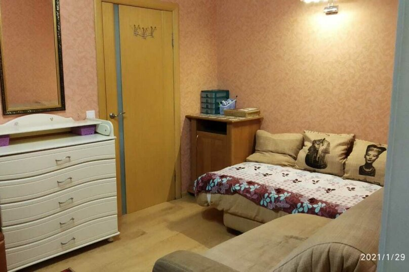 2-комн. квартира, 36 кв.м. на 6 человек, улица Дружбы, 12, Кабардинка - Фотография 21