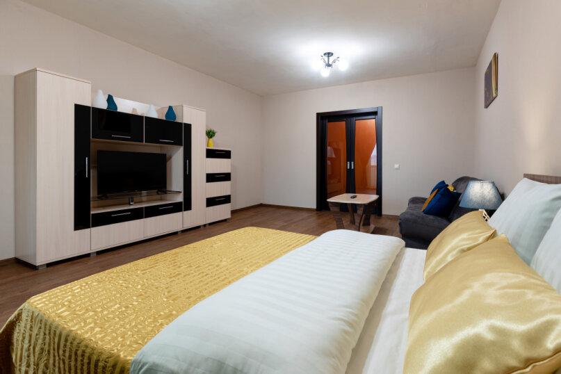 3-комн. квартира, 90 кв.м. на 8 человек, улица Авиаторов, 68, Красноярск - Фотография 13