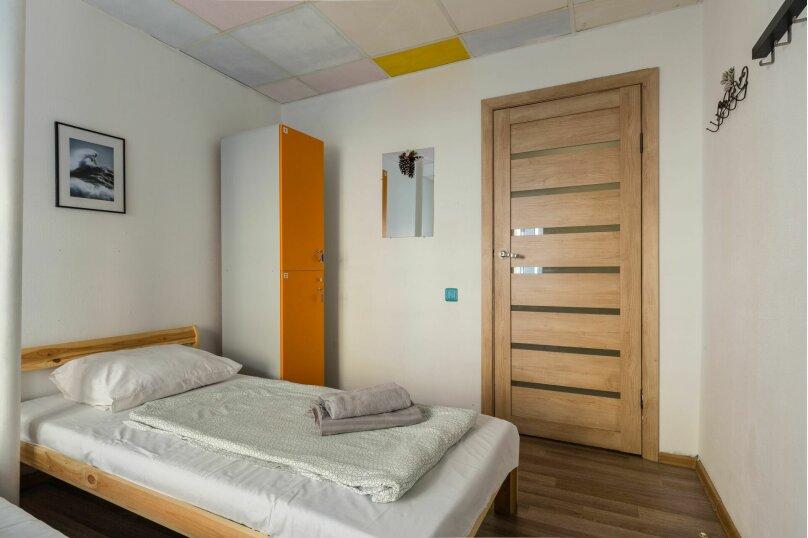 Двухместный номер с 2-я отдельными кроватями с общей ванной комнатой, Почтамтская улица, 16-18Е, Санкт-Петербург - Фотография 4