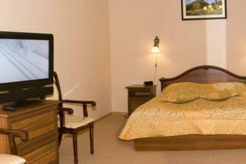 Двухместный номер с 1 кроватью - Мансарда, село Трескол, поляна Азау, Эльбрус - Фотография 1