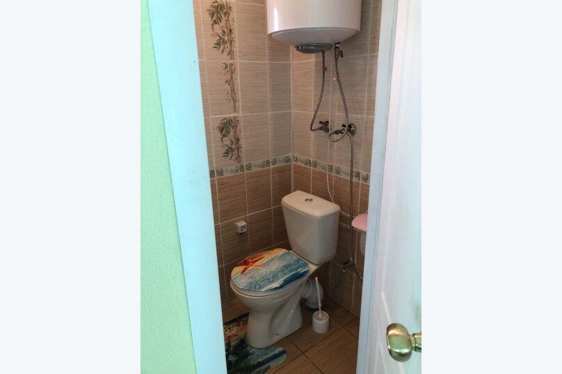 Дом, 55 кв.м. на 6 человек, 2 спальни, СНТ Ветеран, 1, Штормовое - Фотография 12