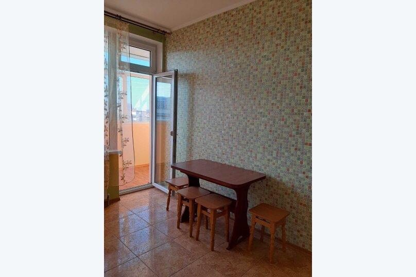 1-комн. квартира, 50 кв.м. на 3 человека, улица Адмирала Фадеева, 21Д, Севастополь - Фотография 2